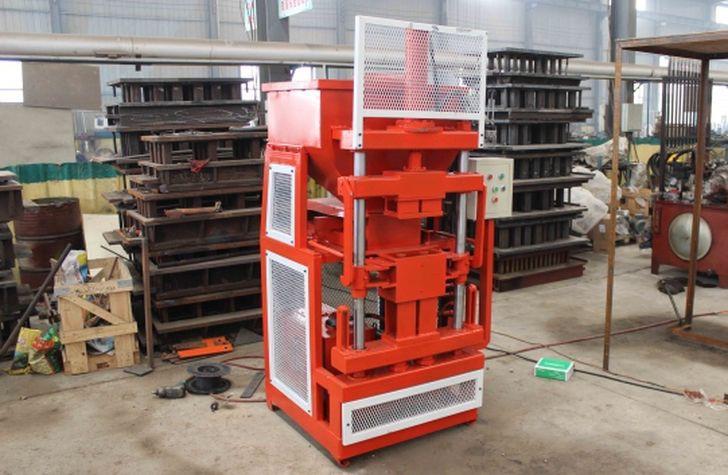 автоматический станок для кирпича Лего