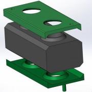 матрица для Лего кирпича