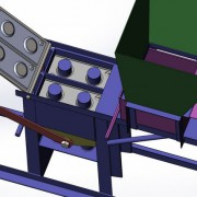 оборудование для производства Лего кирпича