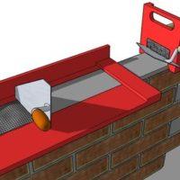 Инструменты и приспособления для кладки кирпича