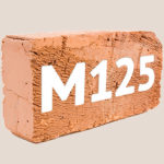 Кирпич М 125: характеристики, виды, применение