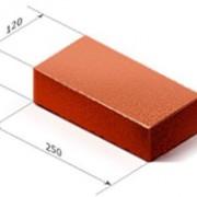 размер красного кирпича